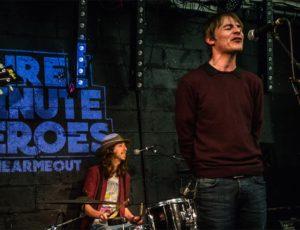 Three Minute Heroes Album Launch 001