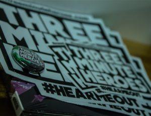 Three Minute Heroes Album Launch 002