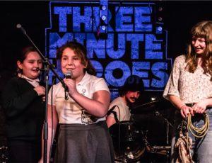 Three Minute Heroes Album Launch 011